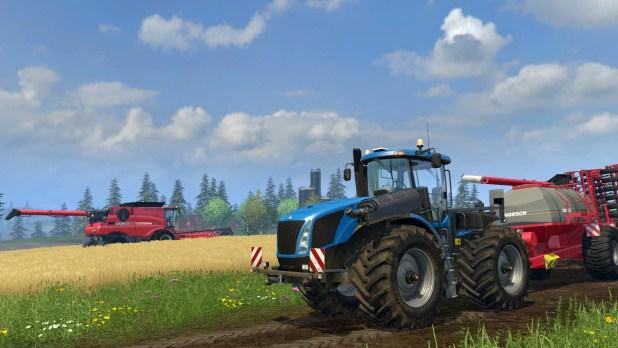 Farming Simulator 15 - Free Full Download | CODEX PC Games