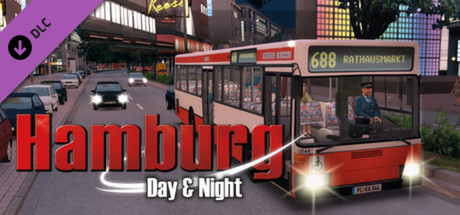 OMSI 2 - Hamburg Day & Night DLC (@ Steam)