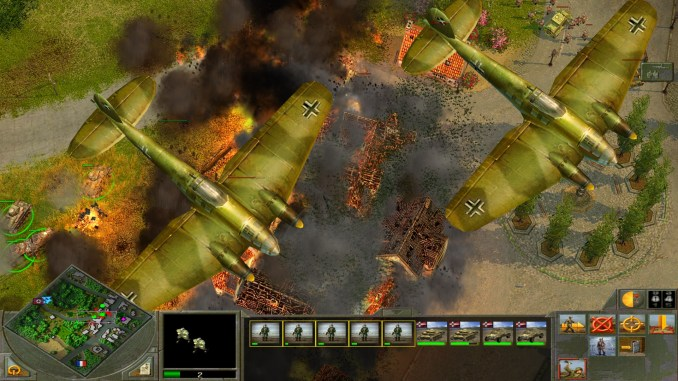 Blitzkrieg 2 Anthology screenshot 1