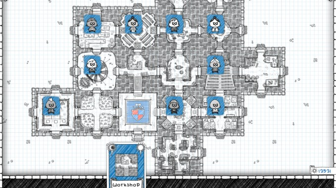Guild of Dungeoneering Deluxe Edition screenshot 2