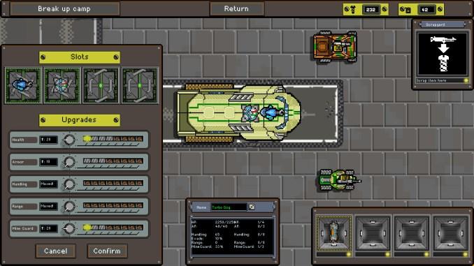 Convoy screenshot 2