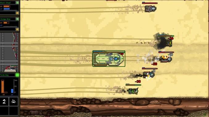 Convoy screenshot 1