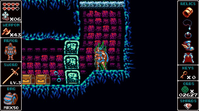 Odallus: The Dark Call screenshot 2