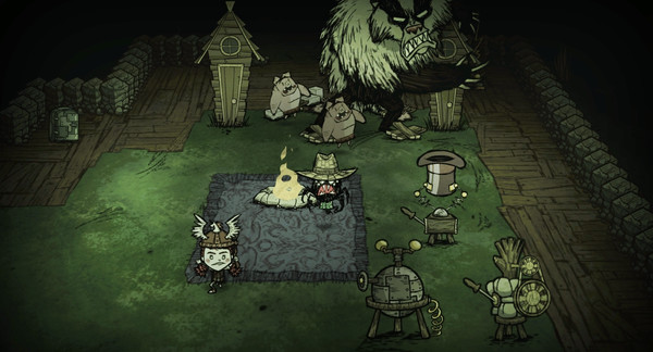 Dont Starve Together Rev 211689-ALI213