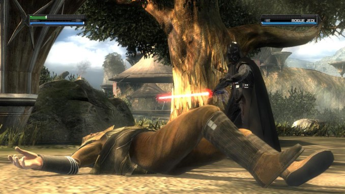 Star Wars: The Force Unleashed Ultimate Sith Edition screenshot 2