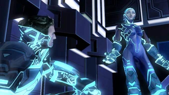 Tron 2.0 screenshot 1
