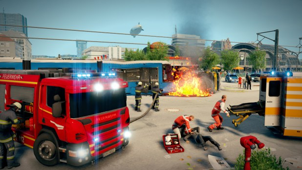 Emergency 5 - Deluxe Edition - Free Full Download | CODEX PC