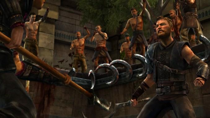 Game of Thrones: A Telltale Games Series screenshot 1
