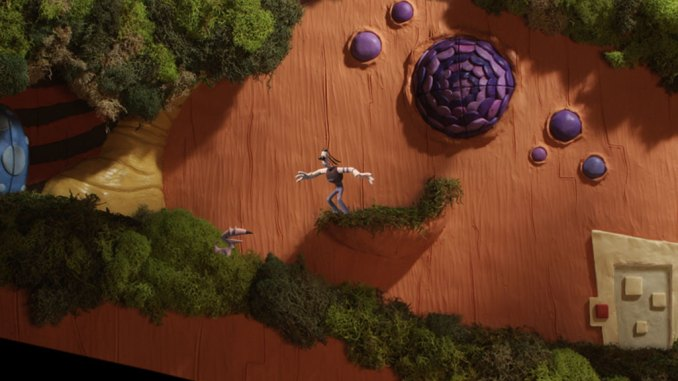 Armikrog: Deluxe Edition screenshot 2