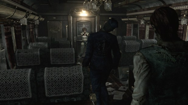 Resident Evil 0 HD REMASTER image 1