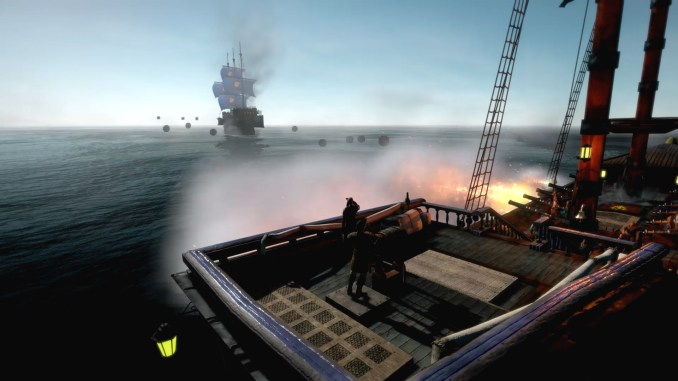 Man O' War: Corsair screenshot 3