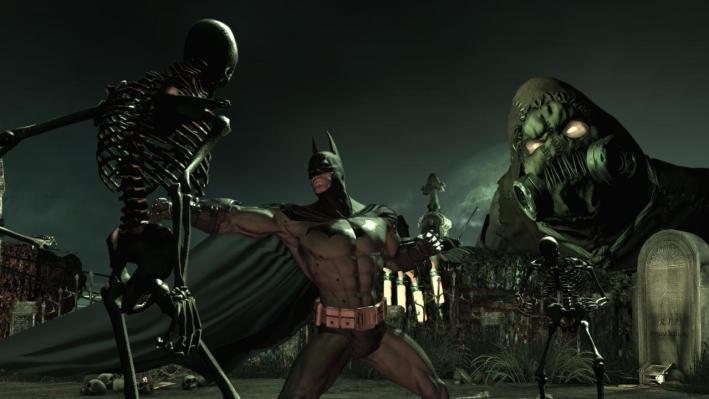 Batman Arkham Ayslum