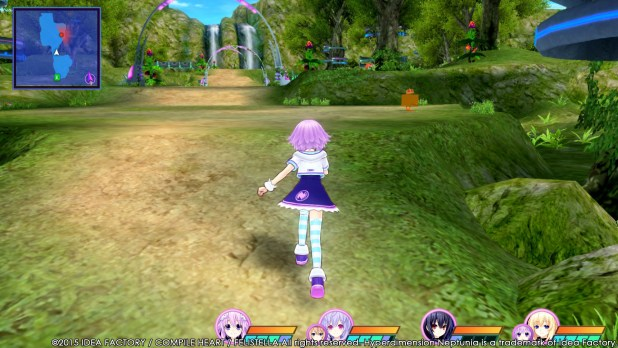 Hyperdimension Neptunia Re;Birth3 V Generation image 1