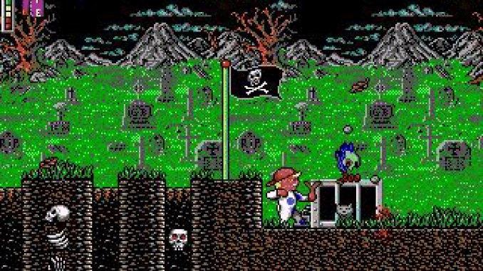 Monster Bash screenshot 3
