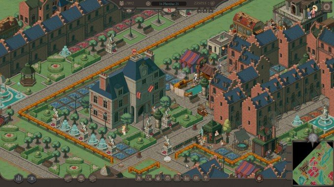 Lethis - Path of Progress screenshot 1