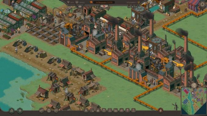 Lethis - Path of Progress screenshot 3