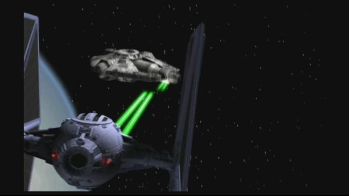 STAR WARS - X-Wing Alliance screenshot 3