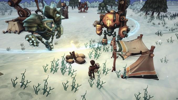Goliath screenshot 1