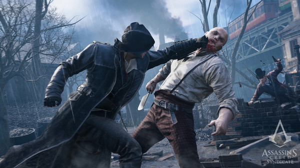 ASSASSINS CREED SYNDICATE GOLD EDITION PRELOAD