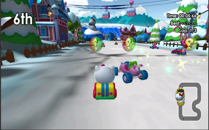 Hello Kitty And Sanrio Friends Racing On Steam