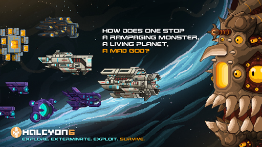 Halcyon 6: Starbase Commander Free Download