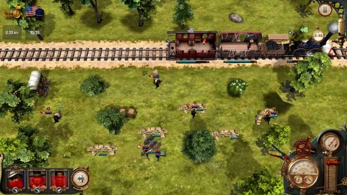 Bounty Train screenshot 3