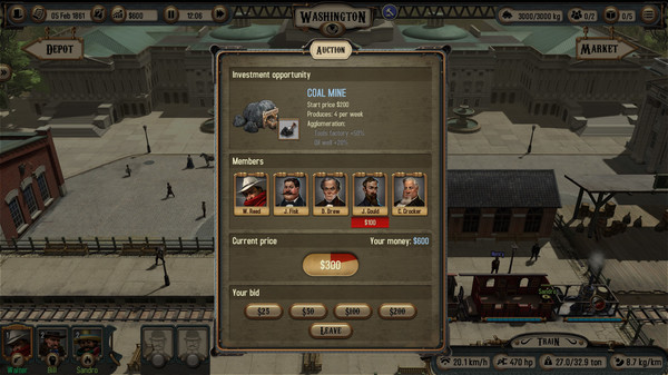 Bounty Train Free Download
