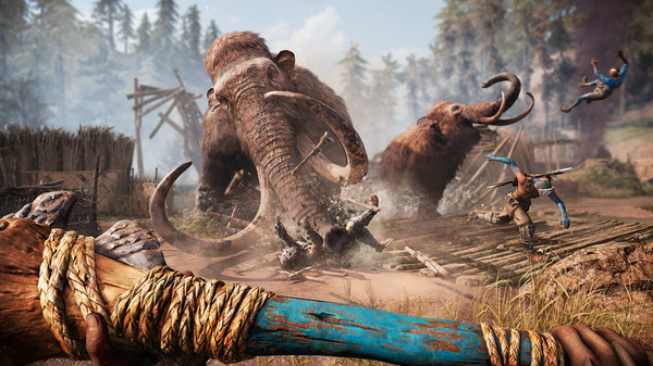 Far Cry Primal CPY Crack Free Download