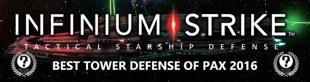 Infinium Strike-CODEX-3 - Game Screenshot