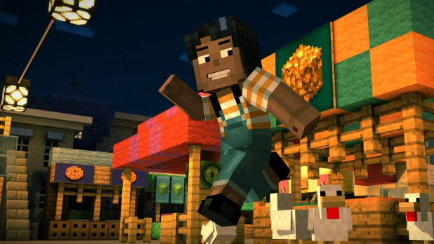 Minecraft: Story Mode (Complete) image 3