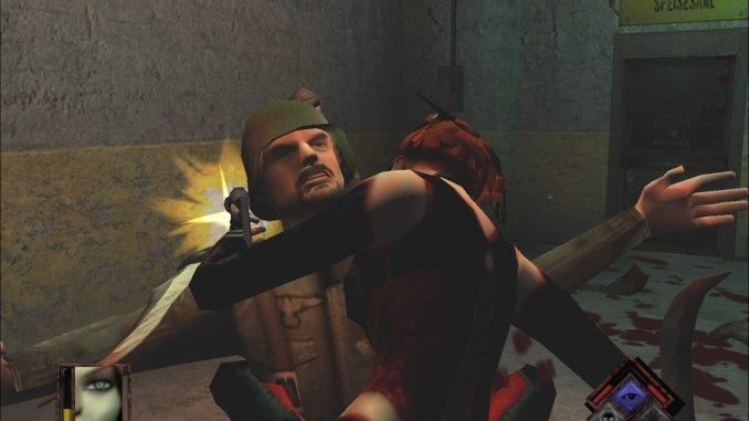 BloodRayne screenshot 2
