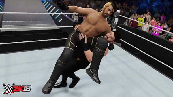 WWE 2K16 [Español - ISO -Crack]