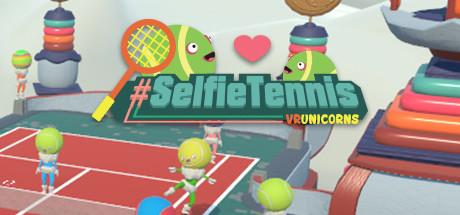 #SelfieTennis