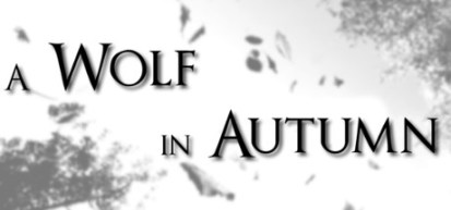 A Wolf in Autumn banner