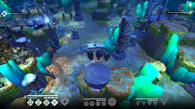 We Are The Dwarves screenshot 2