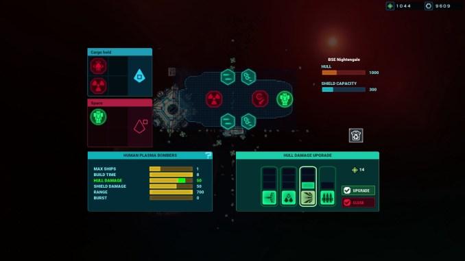 Battlestation: Harbinger screenshot 1