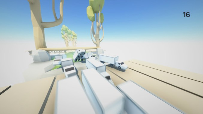 Clustertruck screenshot 3