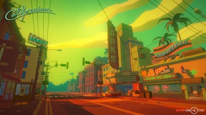Californium screenshot 1