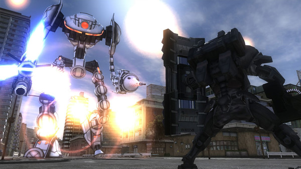 EARTH DEFENSE FORCE 4.1 The Shadow of New Despair Free Download