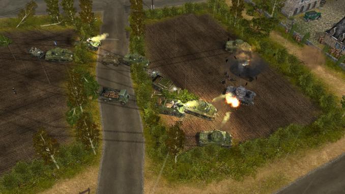 Codename Panzers: Phase One screenshot 2