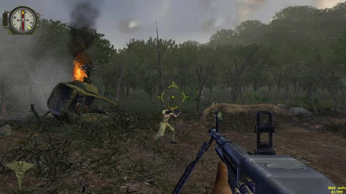 Men of Valor screenshot 1