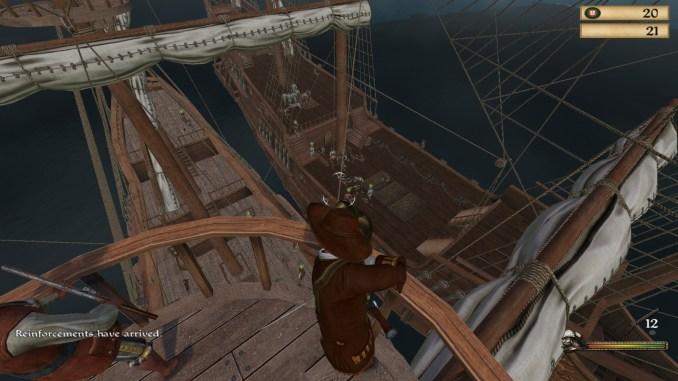 Blood & Gold: Caribbean! screenshot 1