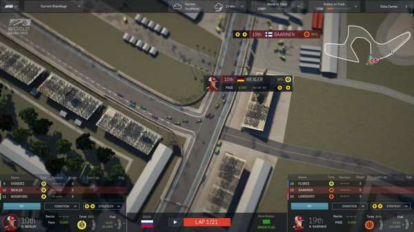 Motorsport Manager reloaded