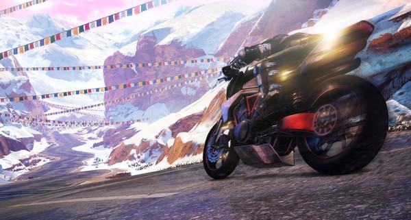 Moto Racer 4 codex