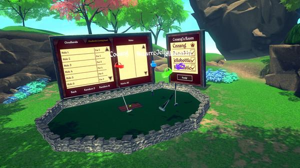 Cloudlands : VR Minigolf Free Download