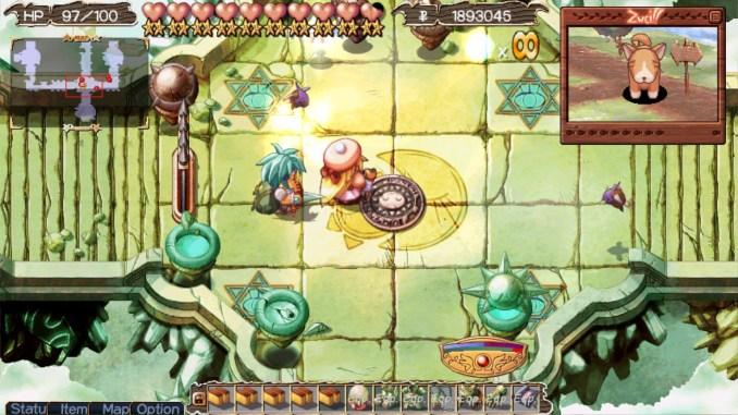 Zwei: The Arges Adventure screenshot 1