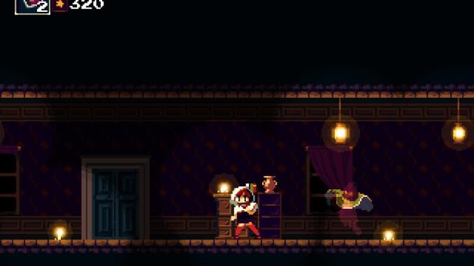Momodora: Reverie Under the Moonlight screenshot 2