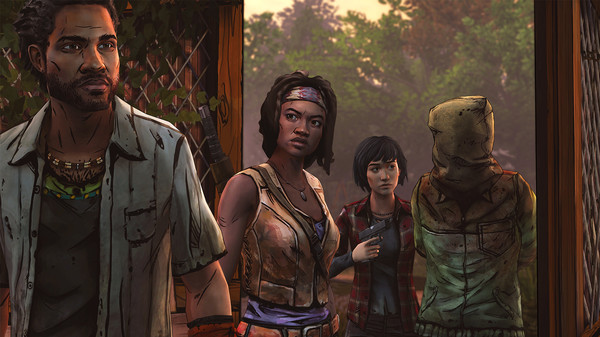 Descargar The Walking Dead: Michonne - In Too Deep (E1)