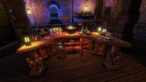 "Waltz of the Wizard"" Adds Telepath VR Locomotion System"