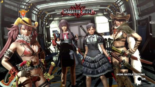 Onechanbara Z2: Chaos image 1